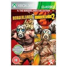 Borderlands 1+2 Xbox 360 for only £5 at tesco online and in store