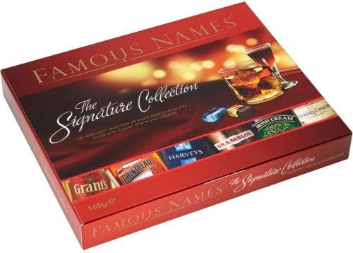 Elizabeth Shaw Famous Names The Signature Collection Liqueur Chocolates (165g) was £6.00 now 2 for 1 @ Tesco