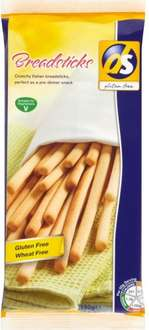 DS Breadsticks (Gluten and wheat free potato, rice and maize) (50g) ONLY £1.30 @ Ocado
