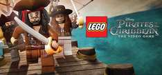 Lego: Pirates Of The Caribbean £7.49 @ Steam (Other Disney Games also 50% off)