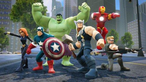 Disney Infinity 2.0: Marvel Super Heroes £14.99 @ Steam