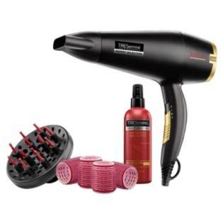 TRESemmé Keratin Smooth 2200W Hair Dryer Set.