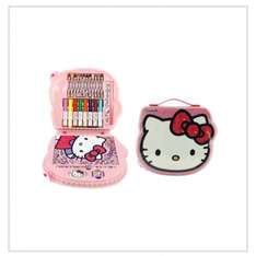 Hello Kitty Art Case Was £9.99 Now £4.99 @ Argos