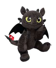 Toothless How to train your Dragon available online £19.00 @ build a bear