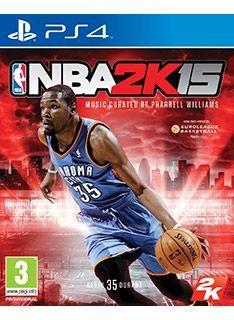 NBA 2k15 ps4 £23.85 @ Simply Games