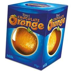 Terrys Chocolate Oranges 2 for £3.00 @Tesco