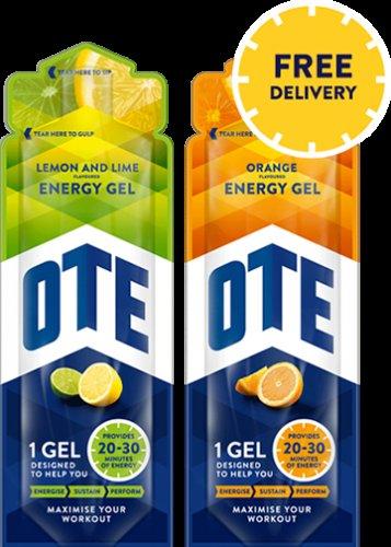 Free OTE Energy Gel