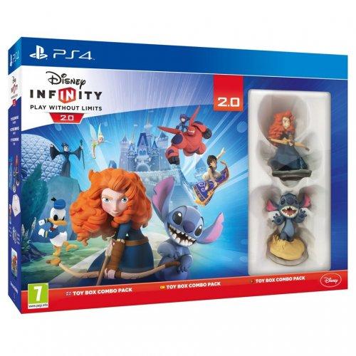 Disney Infinity 2.0 Toy Box Combo (PS4/Xbox One/Wii U) £34.99 @ Smyths Toys