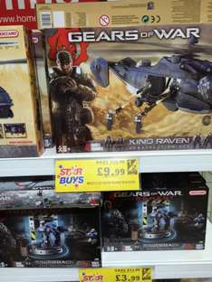Gears of War Meccano king Raven and other sets £9.99 @ Home Bargains Aberdeen