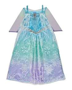 Elsa costume available to order NOW £15 @ Asda Direct