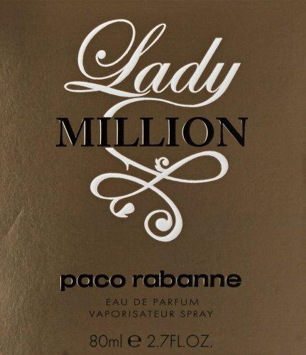 Paco Rabanne Lady Million Eau de Parfum for Women - 80 ml £44.50 @ Amazon