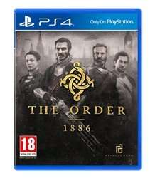 PRE ORDER 20/02/15: The Order 1886 (PS4) £40.70 @Videogamebox, (Poss £38.67 Using FB Like 5% code)