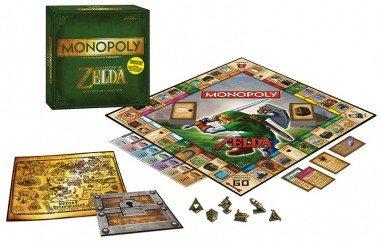 Monopoly The Legend of Zelda Collectors Edition £39.99 @ Gameseek