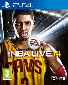 NBA Live 14 (PS4/Xbox One) £9.98 Delivered @ Zavvi (£8.98 With Code)