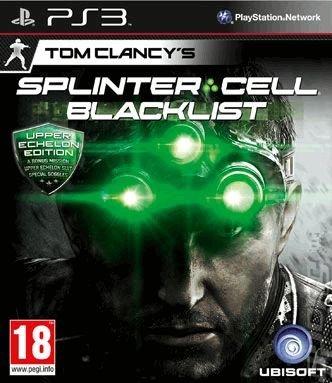 Splinter Cell Blacklist PS3 NEW £2 delivered @ GAME