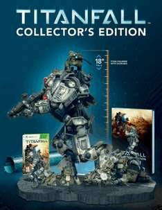 Titanfall Collector's Edition £75 delivered @ GAME