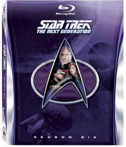 Star Trek: The Next Generation - Season 6 [Blu-ray] £18.23 @ Amazon