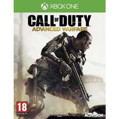 call of Duty Advance Warfare for Xbox One £38.95 at The game collection
