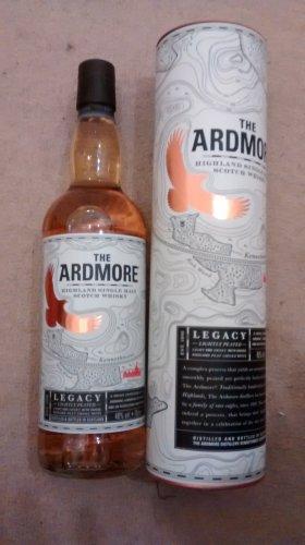 Tesco: ardmore legacy highland single malt whisky 70cl £20 at Tesco