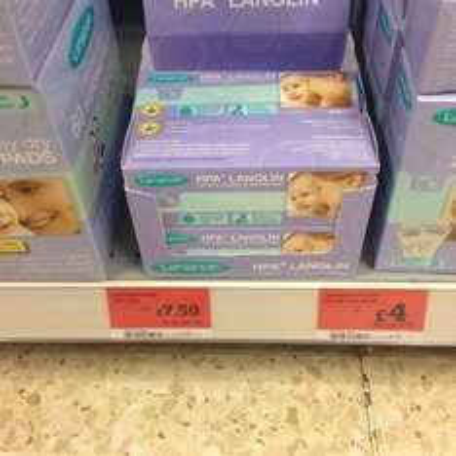 Lansinoh HPA Lanolin Nipple Cream £7.50 at Sainsbury's