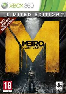 Metro Last Light Limited Edition XBOX 360 £5.86 @ Shopto