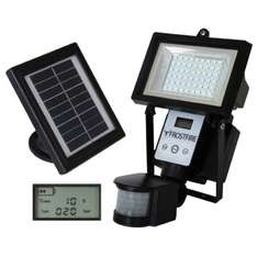 Frostfire digital solar powered motion detector light Sold by Innovationstore and Fulfilled by Amazon.