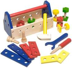 Melissa and Doug Take Along Tool Kit £5.99 +plus delivery or free with prime at Amazon