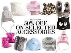 50% off selected kids accessories and fancy dress @ H&M Online only