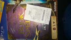 PS3 Book of Spells Starter Pack inc. PS Move & Camera £5! TESCO instore