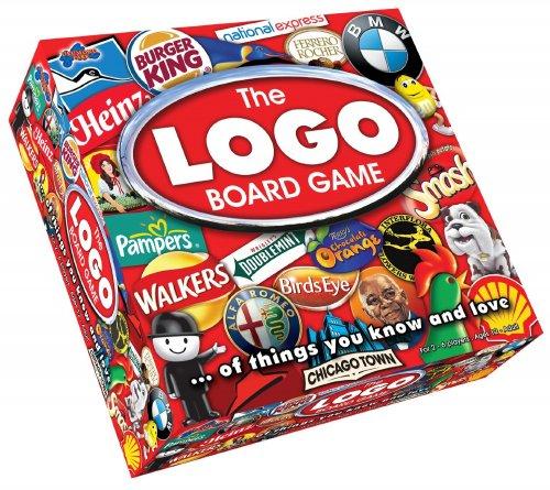Logo Board Game, £20 @ Tesco
