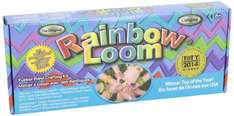 Rainbow Loom Official 2.0 Kit with Metal Hook Tool  £4.95 @ Amazon  (Free delivery with Prime or £10 spend) (also available from amazon itself for £4.99)