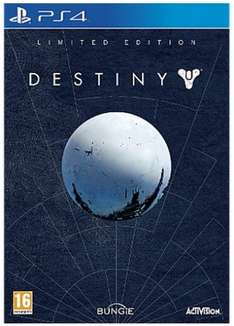 Destiny Limited Edition - PS4 @ ASDA
