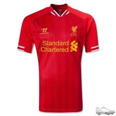 Liverpool Home Shirt 13/14 Men's £14.99 delivered @ Amazon Sold by Sports Direct