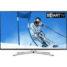 Samsung UE40H6200 Black - 40inch Full HD Smart 3D LED TV with Freeview HD  - £319.99 @ electrical123shop / ebay