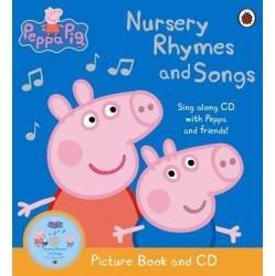 peppa pig Nursery rhymes and songs plus  Cd £4 @ Tesco Direct