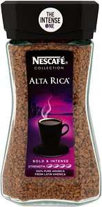 100g jars of Alta Rica and the other 'Nescafe Collections'  £2.50 @ ASDA