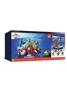 Disney Infinity 2.0 Marvel Super Heroes Collectors Edition (PS3) £79.99 Delivered @ Simply Games