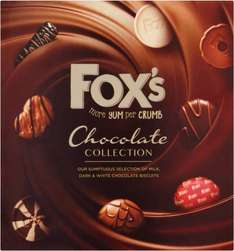 Fox's Luxury Chocolate Biscuit Selection (390g) was £6.00 now 2 for 1 @ Waitrose