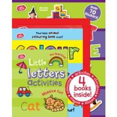 Bumper Activity Pack £1.99 @ Argos