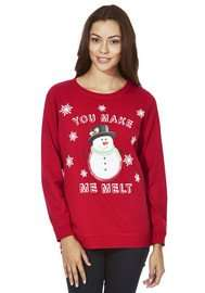christmas jumpers adults/kids reduced online @tesco from £4.50  free click/collect