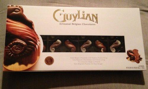 GUYLIAN chocolate box 32 pieces for £5 in Budgens