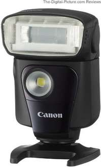 Canon 320 EX Speedlite £145 plus £6.95 delivery AND £25 cashback @ 1st Cameras