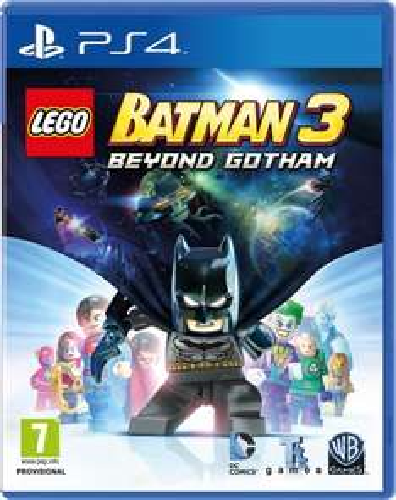 Lego batman 3 - beyond gotham - ps4 £24.99 @ Amazon - amazon pricematch on other formats too