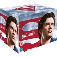 Smallville Seasons 1-10 DVD £44.99 Using First Order Code WELCOME @ Zavvi