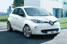 Brand New Renault Zoe Dynamique Intens £9178 (£79 + £60)/ month @ Arnold Clark