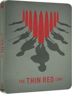 The Thin Red Line - Limited Edition Steelbook Blu-ray £4.99 @ Zavvi