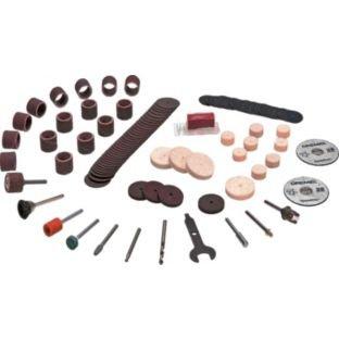 Dremel 100 Piece accessories set £23.99 Argos