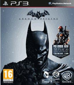 Batman Arkham asylum heroes and villains PS3 £3 @ Game