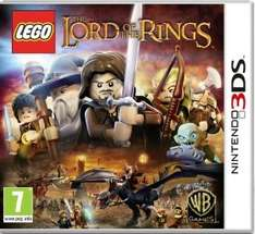 LEGO The Lord of the Rings 3DS @ TheGameCollection £11.85