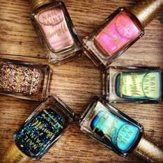 Barry M Aquarium range half price @ Superdrugs £1.99